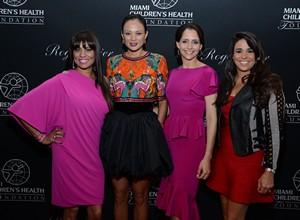 1. Lucy Morilo, Criselda Breene, Carola Pimentel, Stephanie Sayfie Aagaard