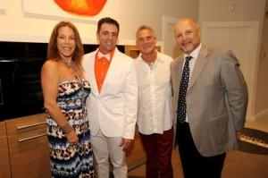 Susan Turchin, Carlos Bustinza, John Turchin, Giulio Petrili