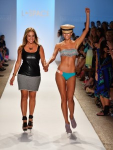 L*Space By Monica Wise - Mercedes-Benz Fashion Week Swim 2014 - Runway