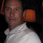 Burn Notice's Jeffrey Donovan at Mercedes Benz Star Lounge after Ed Hardy