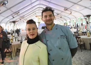 Ronzoni Pasta's 100th Anniversary: Al Fresco Feast Sponsored By MIAMI Magazine Hosted By Debi Mazar & Gabriele Corcos - 2015 Food Network & Cooking Channel South Beach Wine & Food Festival