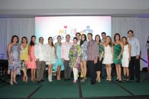 Amigos for Kids Miami Celebrity Domino Night