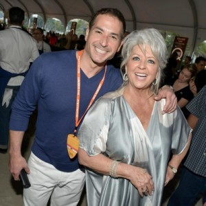 SOBEWFF: Moët Hennessy 's The Q hosted by Paula Deen and Sonspresented by Omaha Steaks sponsored by MIAMI magazine