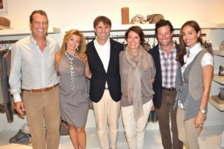 Brunello Cucinelli Boutique Grand Opening at Bal Harbour Shops