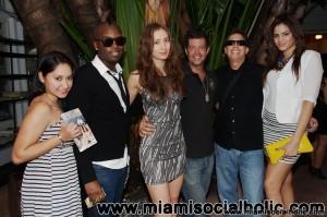 Hazel Garcia, Evrice Cornelius, Kira Alvarado, Matt Heien, Mike Sincere, Maytee Martinez