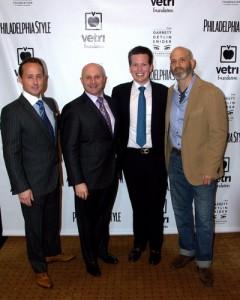 John Colabelli, Jeff Benjamin, Garrett Snider, Marc Vetri