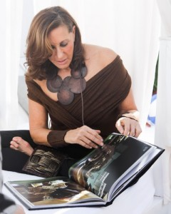 "DONNA KARAN ""Connecting the Dots"" book signing and ACRIA Holiday Dinner Art Preview"