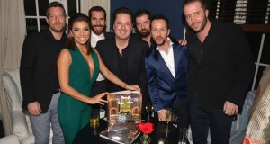Eva Longoria and FriendsEva Longoria Art Basel 2015