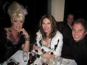 Feast With Beasts, Tea at Ritz, Oscar Night Feb 2010 052