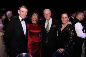 Gala Philanthropic Chairs Dan & Trish Bell, & Phillip & Patricia Frost
