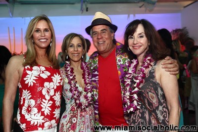 Janice Lipton, Bonnie Clearwater, Alan and Diane Lieberman