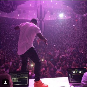 Kevin Hart at LIV