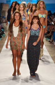 Maaji Swimwear - Mercedes-Benz Fashion Week Swim 2014 - Runway
