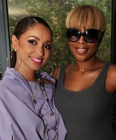 Mya and Mary J. Blige2
