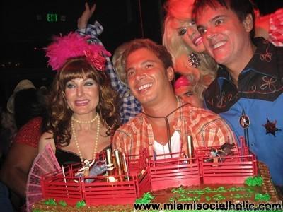 Tara Solomon, Nick D'Annunzio, and Brian Antoni