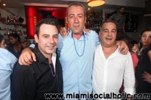 Owners Nico De Justo, Fernando Jimenez and Jorge Bermudez
