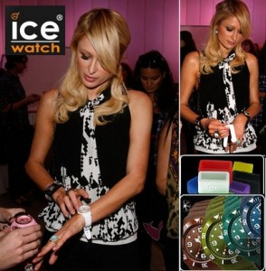 Paris-Hilton-Ice-Watches-Kari-Feinstein-Golden-Globes-2010