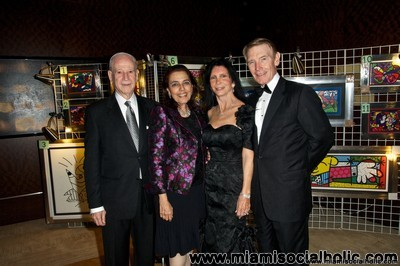 Dr. Phillip and Patricia Frost and Trish and Dan Bell