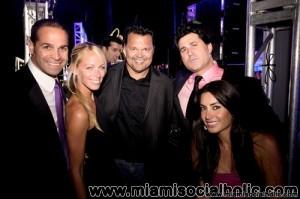 Rob Sena, Lauren Minasian, RS Schmitt, Aaron Resnick, and Karina Mora