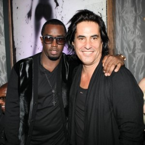 "Sean ""Diddy"" Combs and Ralph Mazzucco"