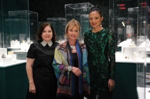 Silvia Karman Cubina, Diane Venet, Criselda Breene