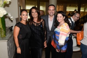 Stephanie Jourdan Pedron, Fati Rosenberg, Jorge Plasencia, Ana Maria Plasencia