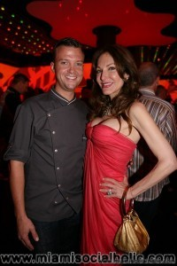 Chef Todd Erickson and Tara Solomon