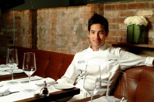 Executive chef/partner Craig Koketsu