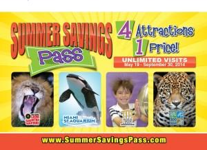 summer savings pass